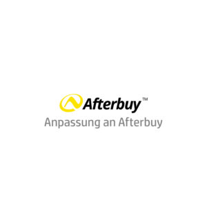 eBay Template Anpassung an Afterbuy