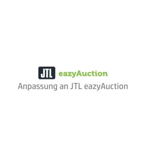 eBay Template Anpassung an JTL eazyAuction