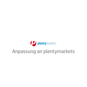 eBay Template Anpassung an plentymarkets